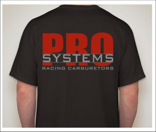 Pro Systems Racing Carburetors T-Shirt