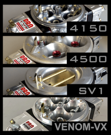 Pro Systems Racing Carburetors MARINE TRUCK PULLER icon