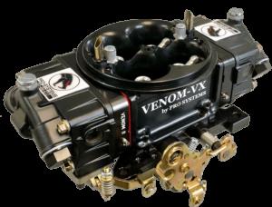 Pro Systems Carburetors Venom Black
