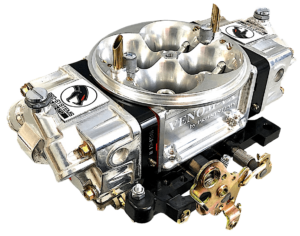 Pro Systems Carburetors dogleg Venom Silver